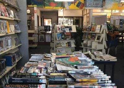 Arts from Home: Esperance Reading and Writing