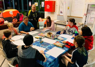Act-Belong-Commit Resilience for Youth through Arts – Journal Making